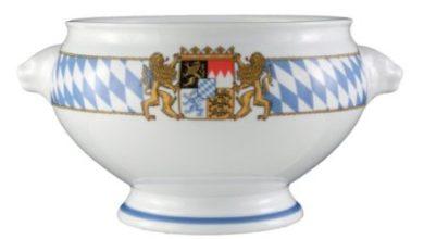 Weisswurstterrine Bayernraute