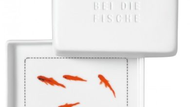 "Photo of Butterdose, ""Butter bei die Fische"""