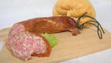Schwartenwurst aus dem Harz