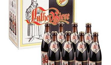 Photo of Geschenkkarton 8 Flaschen Luther Porter Bier