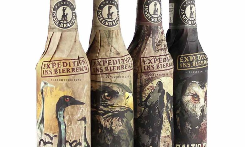 Herb Craft Bier von Rügen