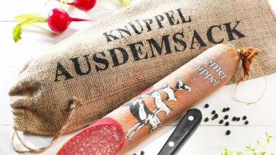 "Photo of Salami Bremer ""Knüppel aus dem Sack"""
