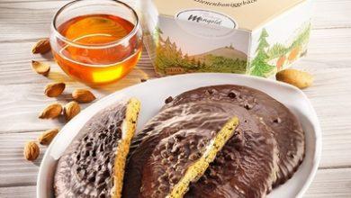 Photo of Gebäck Harzer Kuhfladen zum Tee