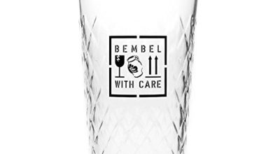 Bild von Bembel with Care Apfelweinglas