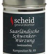 Bild von Saarländische Schwenker-Würzung