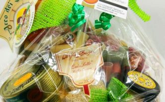 Geschenkkorb aus der Pfalz