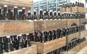 Kellerbier auf der Berliner Biermeile Veranstaltung