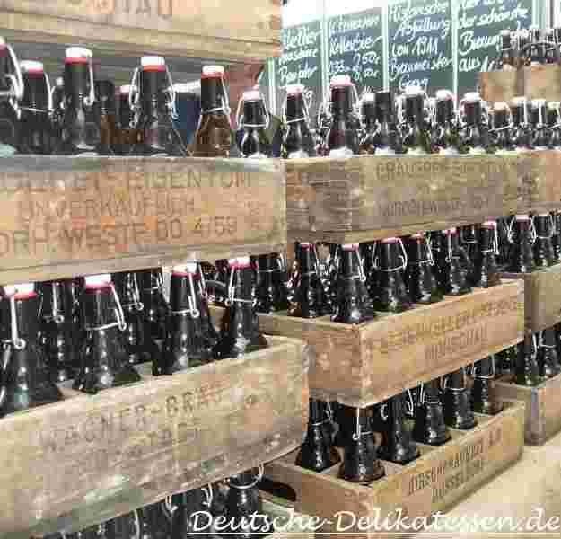 Kellerbier auf der Berliner Biermeile
