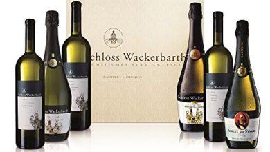 Probierset Sachsenweine Schloss Wackerbarth