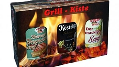 Photo of Geschenk Altenburger Grillkiste