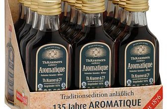 Photo of Aromatique – Thüringer Kräuterlikör