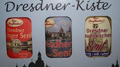 Geschenkset Dresden Senf Set