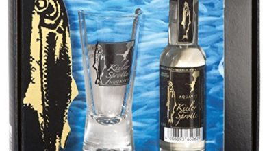 Photo of Geschenkset Kieler Sprotte – Aquavit