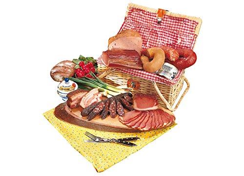Picknickkorb vom Landmetzger