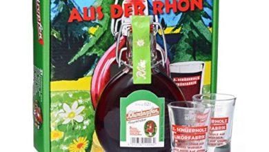 Photo of Meininger Rhöntropfen Magenbitter im Geschenkkarton