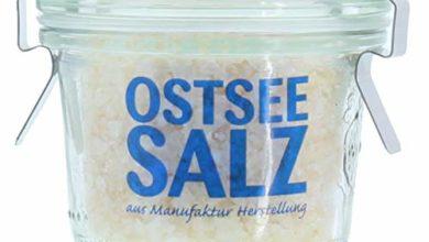 Photo of Ostseesalz – naturbelassen mit Zitronenschale