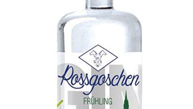 Handcrafted Rossgoschen Gin aus Hannover