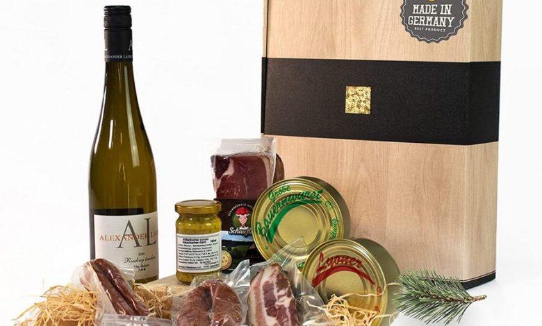 Schwarzwald Spezialitäten im Geschenkpaket