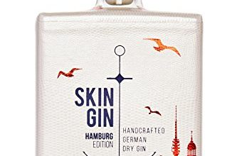 Photo of Skin Gin – Hamburg Edition White