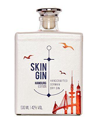Photo of Skin Gin – Hamburg Edition White
