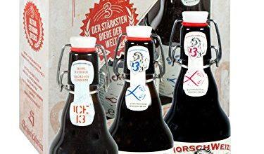 Bild von Geschenk Drei der stärksten Biere der Welt