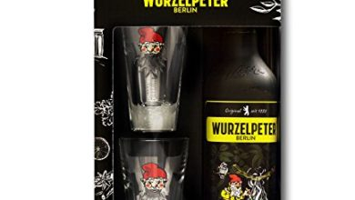 Photo of Geschenkset Wurzelpeter – Original Berliner Kräuterlikör