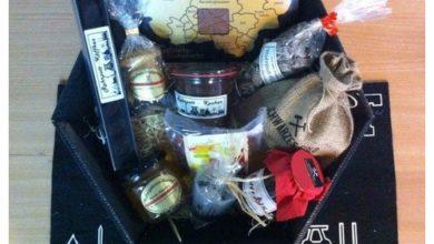 Geschenkkorb Ruhrpott – die süße Verführung