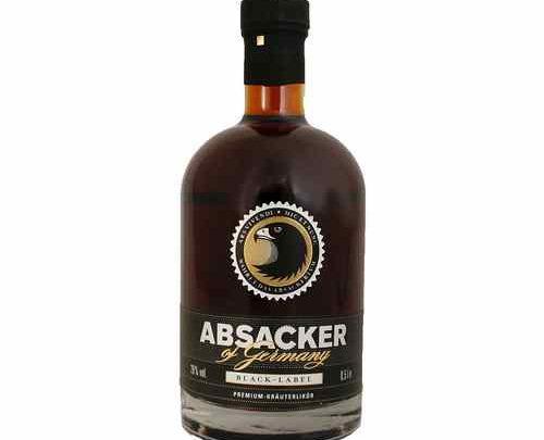 Absacker Premium Kräuterlikör