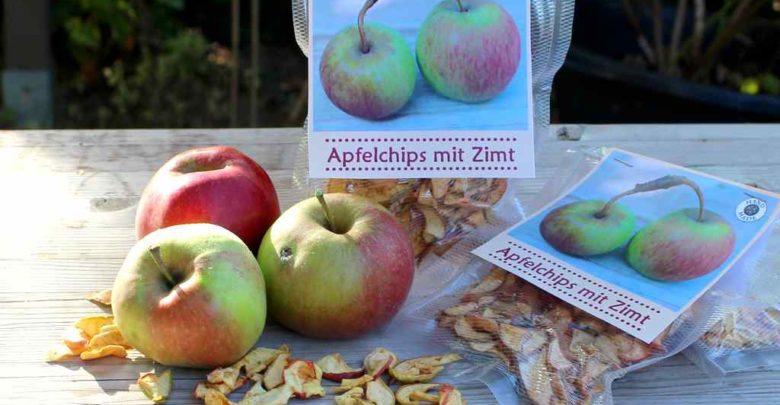 Photo of Apfelchips – DIY Geschenke von der Streuobstwiese