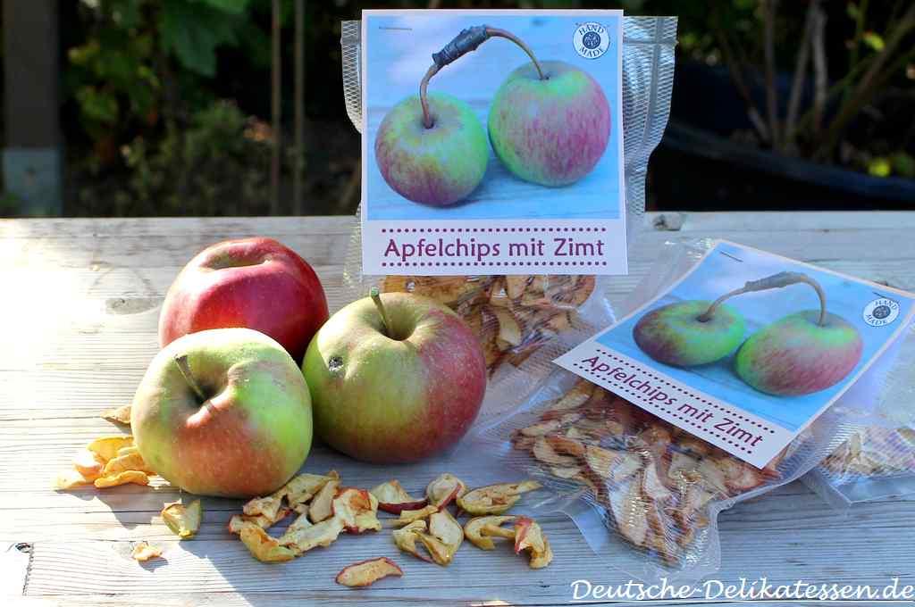 Apfelchips - DIY Geschenke von der Streuobstwiese - Deutsche ...