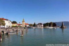 Ansicht Lindau am Bodensee