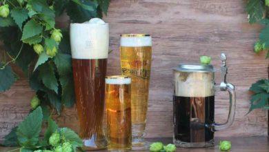 Bild von Bier und Brot: Heute back ich, morgen brau' ich.