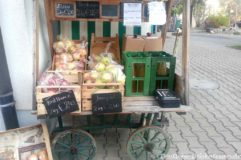 Äpfel Obst in Wasserburg Kasse des Vertrauens