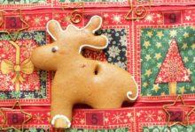 Adventskalender Lebkuchen Elch