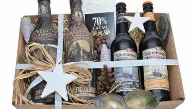 Bier Geschenkset Weihnachten