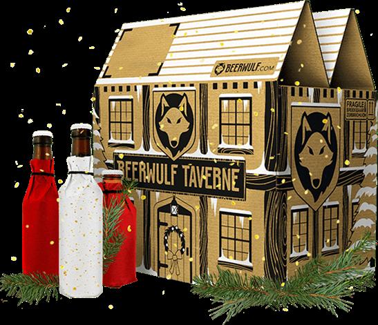 Bier Adventskalender mit Craft Bier