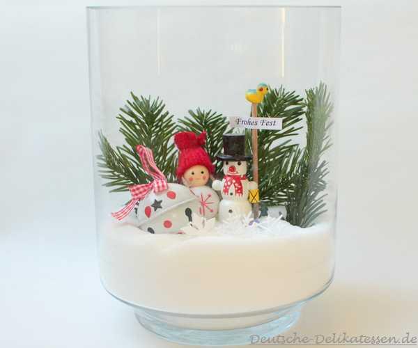 Weihnachtsdeko Für Gastronomie.Einfache Weihnachtsdeko Mit Zucker Deutsche Delikatessen De