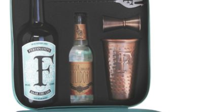 Photo of Ferdinands Gin Traveller's Box