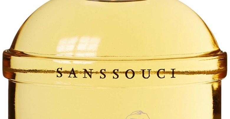 Flasche Schloss Sanssoucci mit Holunderlikör