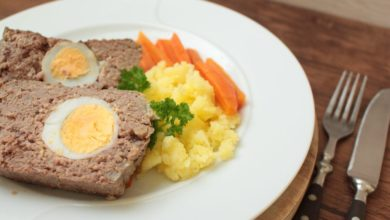 Photo of Hackbraten Falscher Hase