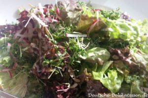 Salatkirmes in Ziegenhain (Hessen) @ Ziegenhain