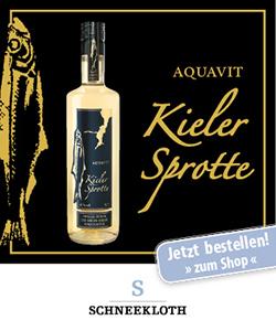 Aquavit Kieler Sprotte