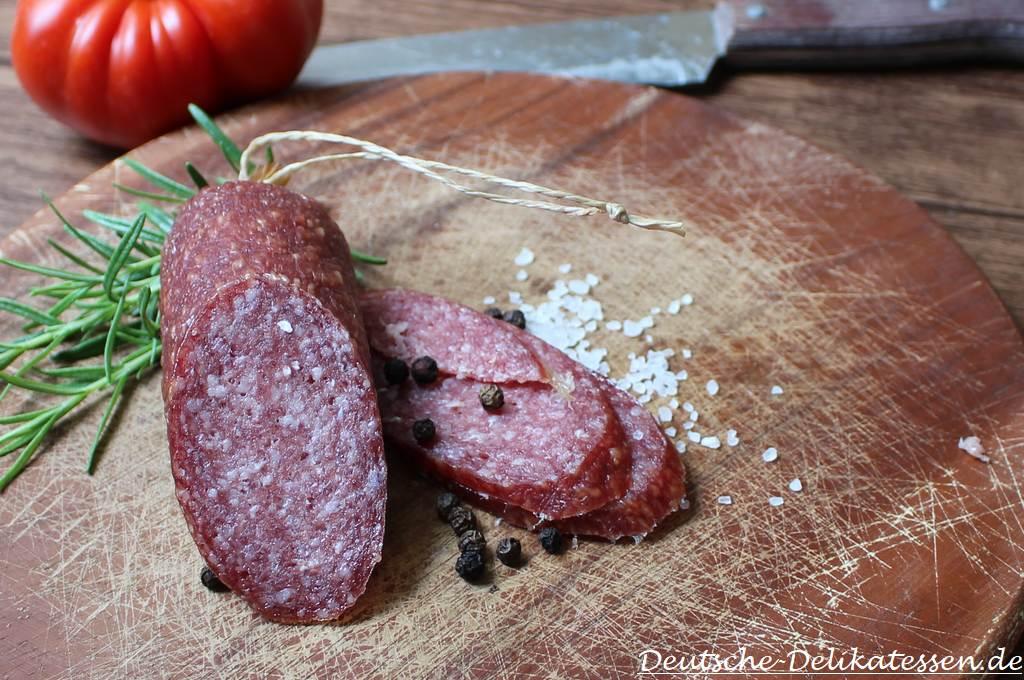 Ahlewurst aus Nordhessen
