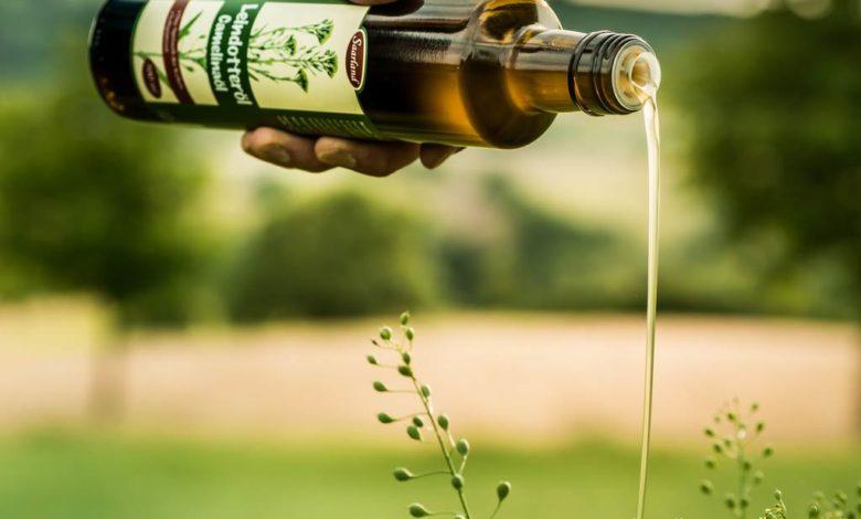 Bild von Leindotteröl – Das Öl der Kelten ist eine Delikatesse