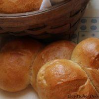 Rezept Ostbrötchen Ostsemmeln
