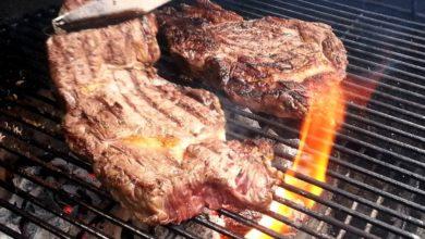 Photo of Steak: Hier grillt der Gast noch selbst