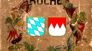 Bild von Kochbücher aus Bayern und Franken