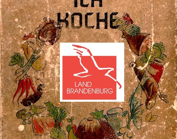 Photo of Kochbücher aus Brandenburg