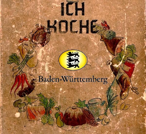 Kochbücher schwäbische und badische Rezepte