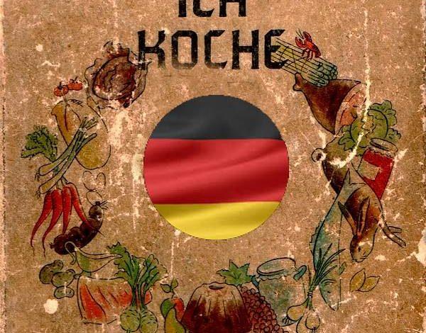 Photo of Kochbücher aus Deutschland